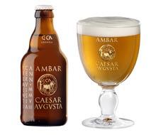 Cerveza Caesaraugusta