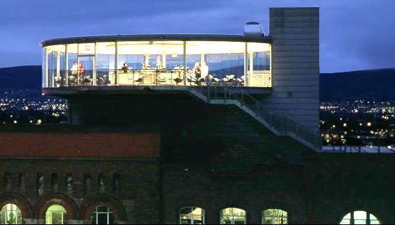 Guinness Storehouse mirador