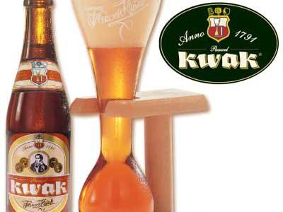 Pauwel Kwak, cerveza o copa