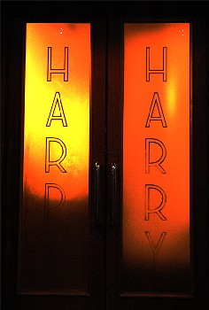 Harry's Bar, en Venecia
