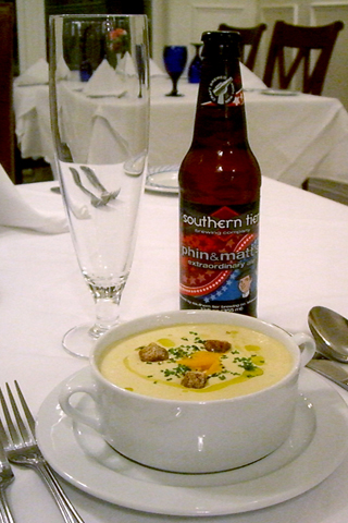 Sopa de Cerveza - Receta Alemana
