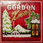 Cervezas de Navidad, la Gordon Xmas