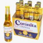 La Coronita, cerveza con su rodajita de limón