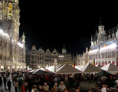 Festival Cerveza Bruselas