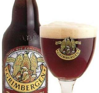 Grimbergen Double, cerveza oscura de abadía