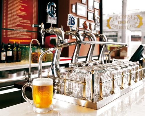 Cervecería 100 montaditos, para tomar una cerveza