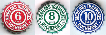 Cerveza Rochefort, o Notre Dame de Saint Remy