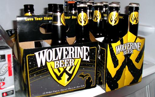 Wolverine Beer, la cerveza de Lobezno