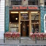 Cervecería A La Mort Subite, en Bruselas
