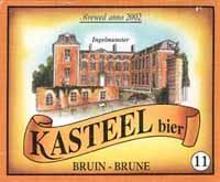 Kasteelbier, la Cerveza del Castillo