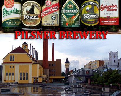 Plzen Cervezas
