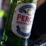 La cerveza Peroni, popular en Italia