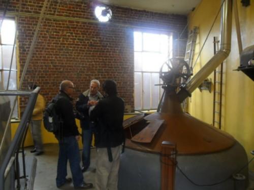 Visita a la Fábrica de Cantillon