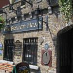 The Brazen Head, el pub más antiguo de Dublín