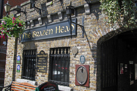 The Brazen Head, el pub más antiguo de Dublín