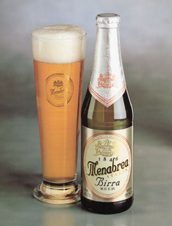 cerveza Menabrea