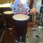 Rocking Rudolph, la cerveza navideña