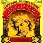 La Bière du Demon, una francesa muy fuerte