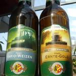 Fendt Ernt-Gold, una alemana muy tradicional
