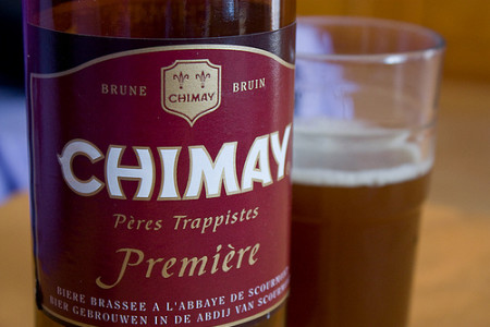 Chimay Roja, un placer picante
