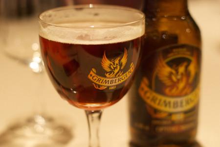 Grimbergen Optimo Bruno, una cerveza con mucho cuerpo