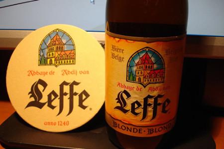 La Leffe Blonde, la belga rubia