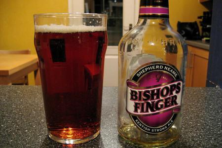 Bishops Finger, la cerveza más antigua de Inglaterra