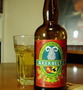 Akerbeltz Xuria Blanche, una cerveza sin cuerpo