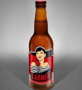 Carmen, una cerveza artesanal con un toque ácido