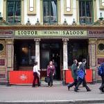 Crown Liquor Saloon, el mejor pub de Irlanda
