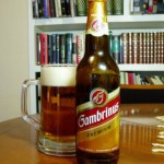 Gambrinus Premium, una cerveza con un toque dulce