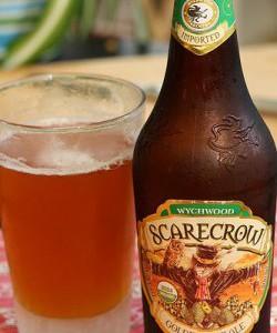 Scarecrow, una cerveza inglesa hecha con lúpulo ecológico