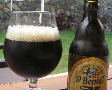St. Benoit Brune, otra cerveza valona
