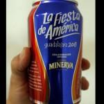 La fiesta de América, la cerveza de los Juegos Panamericanos