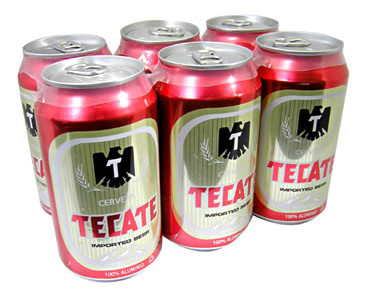 La cerveza Tecate renueva su imagen