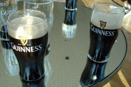 La cerveza Guinness y los pubs de Dublín