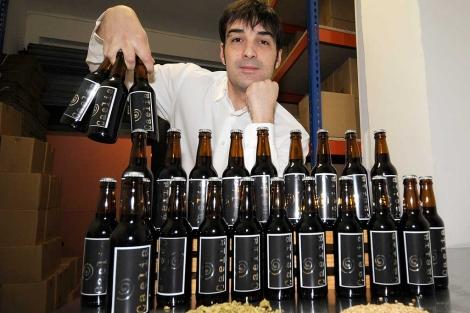 Cerveza artesanal Caelia