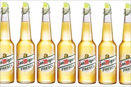 San Miguel lanza su cerveza Fresca en Gran Bretaña