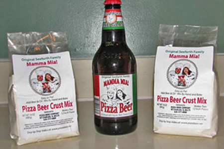 Pizza Beer, una cerveza con sabor a pizza