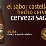 Sagra presenta su nueva cerveza Sagra Roja