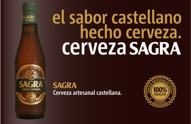 Cerveza Sagra