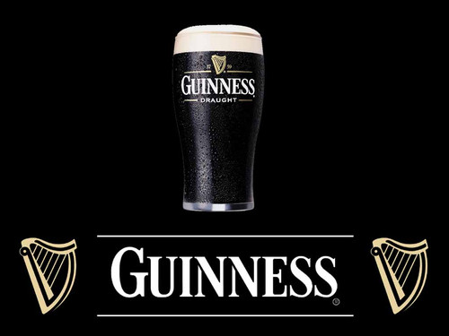 Brindis Guinness