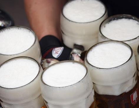 Merveza, cerveza con mate