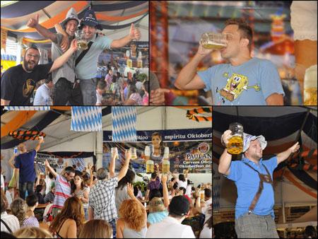 Fiestas de Cerveza en Valencia
