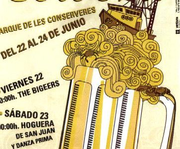 II Feria de la Cerveza de Candás, 2012