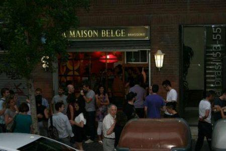 La Maison Belge Brasserie, inauguración en Barcelona