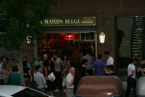 La maison belge brasserie inauguraci n en barcelona - La maison barcelona ...
