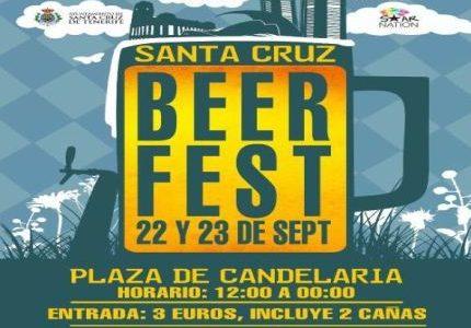 I Beer Festival de Santa Cruz de Tenerife