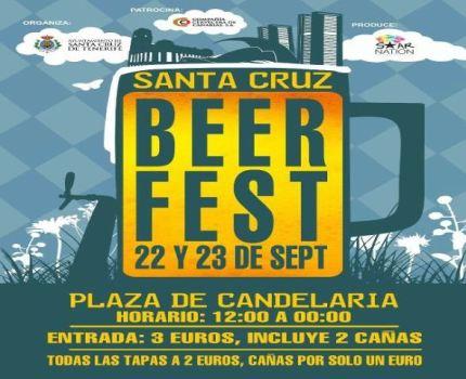 Beer Festival de Santa Cruz