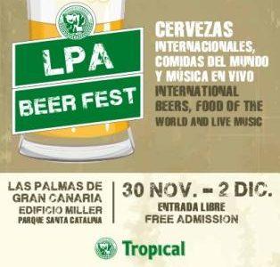 I LPA Beer Fest, en Gran Canaria